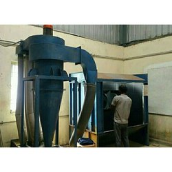 Powder Coating Spray Booth