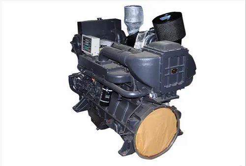 G128 ZCCa3 0283 Marine Shengai Diesel Engine - Excella