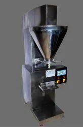 Industrial Semi Auto Powder Filling Machine