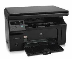 Canon Black & White HP LaserJet Pro M1136 Multifunction Printer, 18ppm, Model Name/Number: M1136MFP