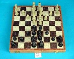 Chess set - Soapstone
