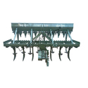 Ridge Furrow Seed Drill, For Agriculture, Size: 9 Gear
