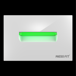 Press Fit Vista LED Foot Lights