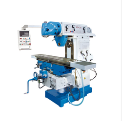 X6436 - All Geared Universal Milling Machine