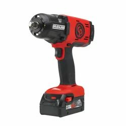 Battery Operated Impact Wrench With Brushless Motor