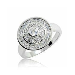 Silver Ladies rings
