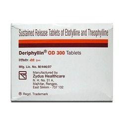 Deriphyllin OD Tablet
