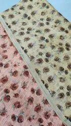 Digital Print & Aariwork Fabric