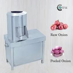 Wet Onion Peeling Machine