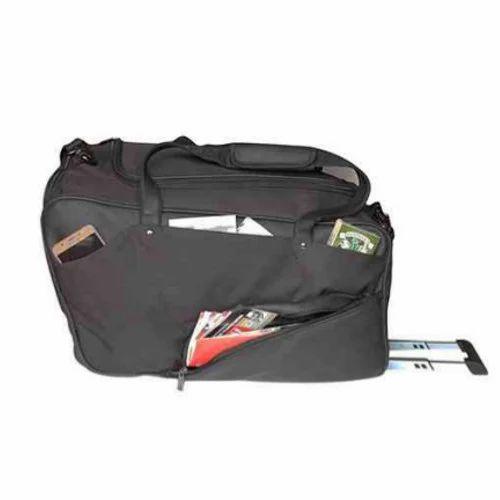 Black 11 Pocket Premium Duffel Bag fa0be51b5e28e