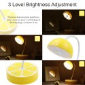 Lemon Fruit Shaped Desk Lamp - Giftana