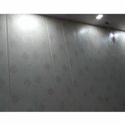 3D Printed Wall Panel