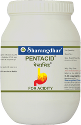 Sharangdhar Pentacid 600T (Economy Pack)