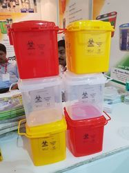 Sharp Container 1 to 5 Ltrs
