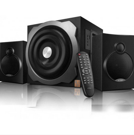 Speakers F&d A521x Multimedia Bluetooth Home Audio