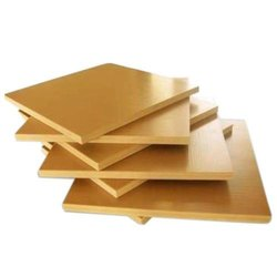 Brown WPC Boards, For Furniture, Thickness: 10 Mm
