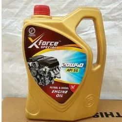 Xforce Special Petrol and Diesel Engine Oil