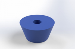 Silicone Vial Stopper