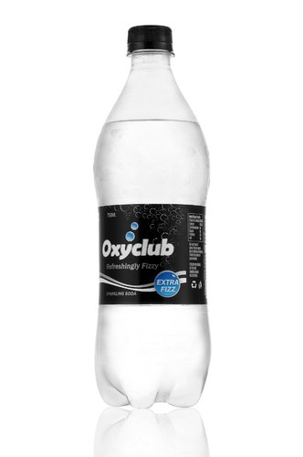 Oxyclub White 750 ml Soda Water, Packaging Type: Bottle