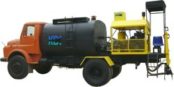 4 ton Bitumen Pressure Distributor In India