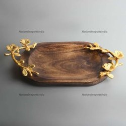 Decorative Wooden Tray