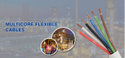 0.75 Sq.mm. X 4 Core - Sanflex Multicore Flexible Round Cables