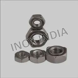 SS 316 Weld Nuts