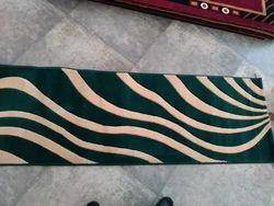 For Home Green Bed Linner Carpet