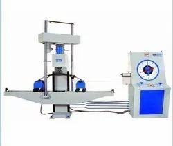Leaf Spring Testing Machine : FST