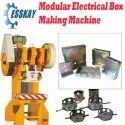 Modular Electrical Box Making Machine
