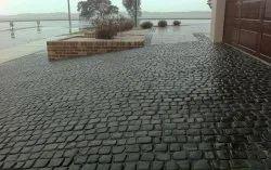 Cobble Stone Paver Block