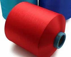 100% Polyester Dyed Yarn