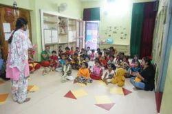 Senior KG Standard Classes Education Service