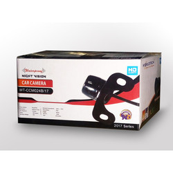 Car Camera Packaging Corrugated Box