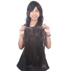 22 Inch Women Half High Quality Synthetic Hair Extension