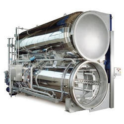 Water Immersion Autoclave