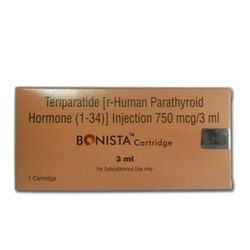 Teriparatide (r-Human Parathyroid Hormone (1-34) Injection
