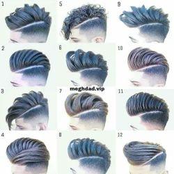 Mens Hair Dryer Service
