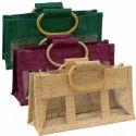 Jute Bag For Honey Jars And Bottles