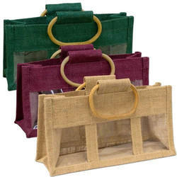 Jute Bag For Honey Jars And Bottles