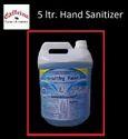 5 Litre Sanitizer Jar