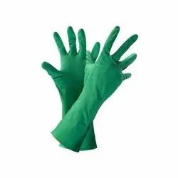 Nitrile Gloves - M Trial