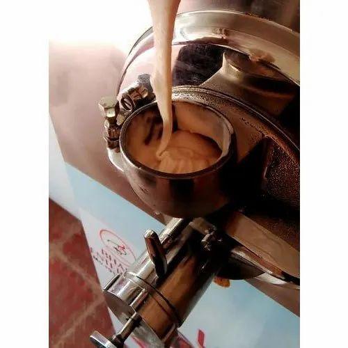 Automatic Ice Cream Churner