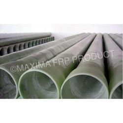 Industrial FRP Pipe in Nashik, एफआरपी पाइप