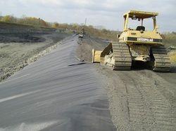 Road Construction Poly Sheet