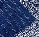 Cotton Kantha Bed Cover Anokhi Design