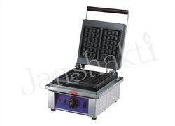 Square Waffle Baking Machine