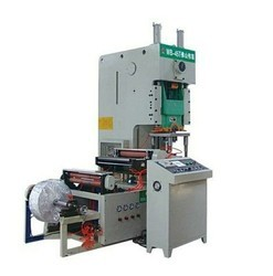 Fully Automatic Aluminum Foil Container Making Machine