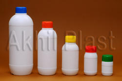 AP02 Narrow Mouth HDPE Bottle