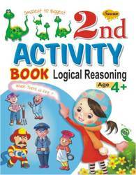 2nd Activity Logical Reasoning Book